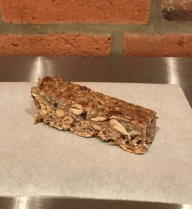 No-Bake PB, Gogi, Granola Bars